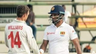 1st Test: Sri Lanka Crush Zimbabwe by 10 Wickets to Take 1-0 Lead