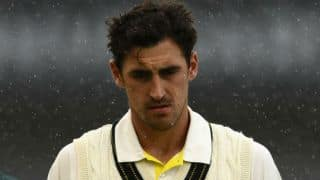 The Ashes 2017-18: Mitchell Starc doubtful for Boxing Day Test