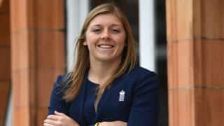 Heather Knight named England Women captain