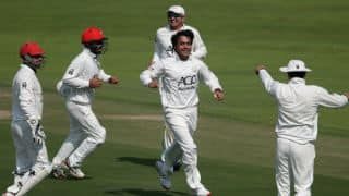 Afghanistan to play 13 Tests between 2019 and 2023