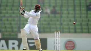 Brian Lara was worried during my 317 against South Africa, claims Chris Gayle in his autobiography