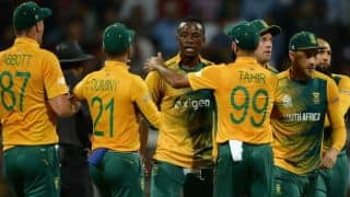 South Africa vs Afghanistan, T20 World Cup 2016, Match 20 at Mumbai: Proteas Likely XI