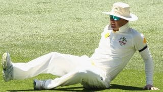 Michael Clarke may miss 2nd Test vs India at Brisbane