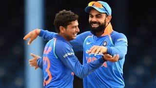 Virat Kohli gives freedom to his bowlers, says Kuldeep Yadav