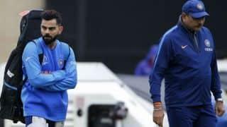 विश्व कप से बाहर हुई भारतीय क्रिकेट टीम का नहीं होगा रिव्यू