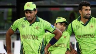 Pakistan's quarter-final loss reduces Wahab Riaz to tears: Twitter reactions