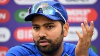 Video: Century against South Africa one of my best - Rohit Sharma
