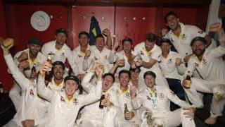 Ashes 2019: Langer defends Australia's wild celebrations