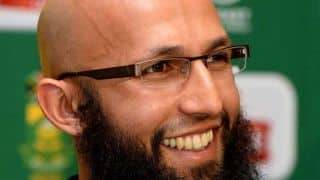 Hashim Amla 'humbled' at being appointed South Africa's Test captain