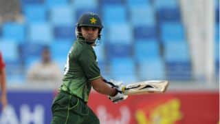 Azhar Ali gets 51-ball fifty against Zimbabwe in seocnd ODI at Lahore