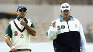 Waugh and Ponting speak on WC experience