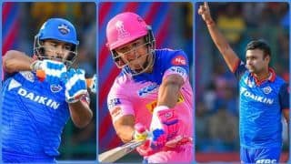 IPL 2019, DC vs RR Talking Points: Mishra-Ishant show, Riyan Parag's record and Rishabh Pant's unbeaten fifty