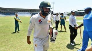 Pakistan vs West Indies: Misbah-ul-Haq warns his team of complacency ahead of 2nd Test
