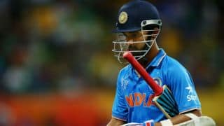 ICC World T20 2016: A class apart, Ajinkya Rahane reduced to playing second fiddle