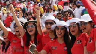 IPL 2014 Final Kolkata Knight Riders vs Kings XI Punjab: Passionate fans build up excitement