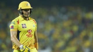 CSK vs DC LIVE: Powerplay update – Chennai Super Kings crawl to 27/1 in six overs vs Delhi Capitals