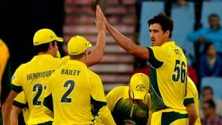 ICC World T20 2014: Australia guarded by heavily-armed rapid force in Dhaka