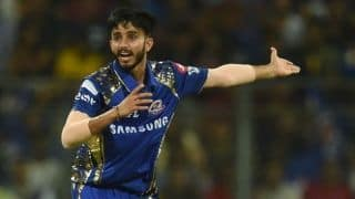 From List A debut to receiving India cap, Mayank Markande's phenomenal rise continues