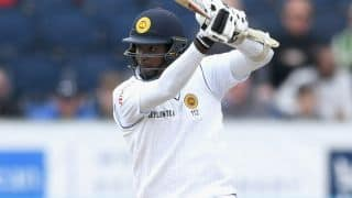 Angelo Mathews: SL need to get used to bounce & conditions in SA