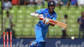 India vs Sri Lanka, Asia Cup 2014 Match 4 at Fatullah