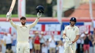 England shred Sri Lanka's top order after Foakes maiden ton