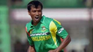 Rubel Hossain granted bail; likely to represent Bangladesh in ICC World Cup 2015