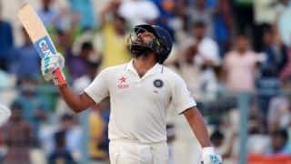 India vs New Zealand, 2nd Test, Day 3: Rohit Sharma's brilliant 82 puts India in firm control of Kolkata Test