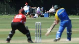Afghan immigrants helping cricket thrive in Sweden
