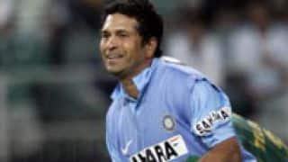 Sachin Tendulkar makes T20I debut, as do India