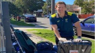 इंग्लैंड दौरे के लिए रवाना हुई 'सुपर-फिट' ऑस्ट्रेलिया टीम