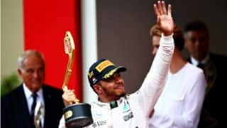 F1 2016: Lewis Hamilton feels fight for world championship alive after Monaco GP win