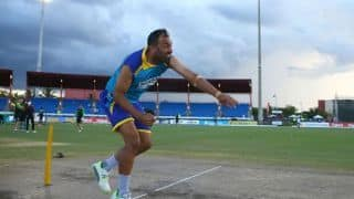 Wahab Riaz eyes the 2019 World Cup for return