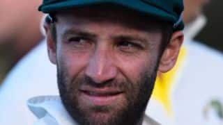Phillip Hughes dies after being hit by bouncer during Sheffield Shield clash in Sydney