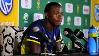 Rabada to learn on ban appeal result on March 21