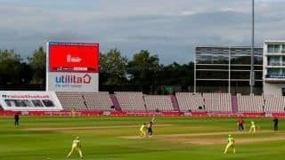 Southampton Weather Forecast, 3rd T20I, England vs Australia: Will Rain Make an Appearance After Staying Away From Opening Two Matches?