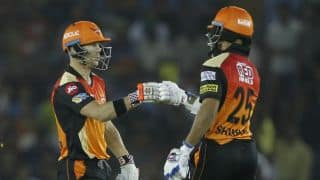 IPL 2017, Eliminator:Sunrisers Hyderabad can beat Kolkata Knight Riders, find out 5 big reasons