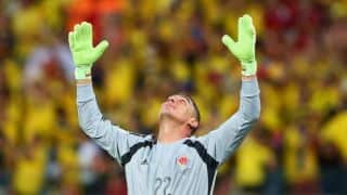 FIFA World Cup 2014: Colombia's Faryd Mondragon becomes oldest player in tournament history