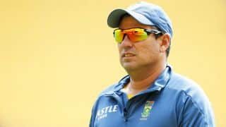 England vs South Africa: Russell Domingo flies home second time for family reasons