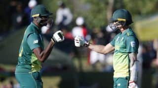All-round Dale Steyn chuffed with maiden ODI fifty on comeback