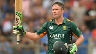 Fans in shock as AB de Villiers announces retirement from international cricket
