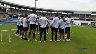 Weather could play spoilsport for first Test in Visakhapatnam