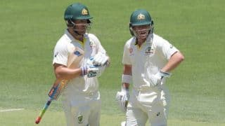 2nd Test, Perth: India grab three after lunch, Australia 145/3 at tea