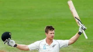 NZ hold all aces at the end of Day 2, 1st Test