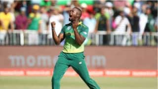 ICC World Cup 2019, 2nd Warm-up game: Andile Phehlukwayo takes 4-wicket haul; South Africa beat Sri Lanka 87 runs