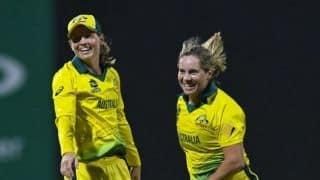Australia women name unchanged squad for Sri Lanka series