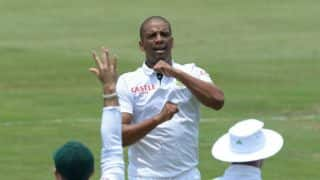Live Cricket Score South Africa vs West Indies,1st Test at Centurion Day 4: South Africa won by an innings and 220 runs