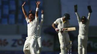 Pakistan vs Australia 2014: Are Australia really that susceptible against spin?