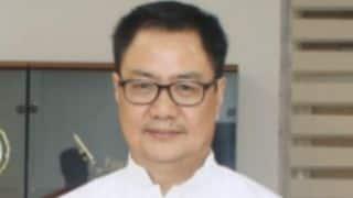BCCI under NADA: Sports minister Kiren Rijiju welcomes move, terms it 'major positive turn'