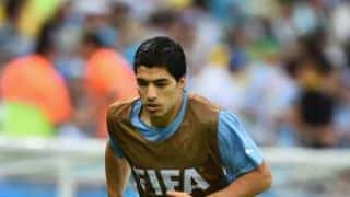 Suarez hits back at critics after Uruguay's win against England