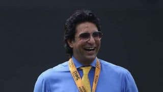 Wasim Akram to return as KKR bowling advisor